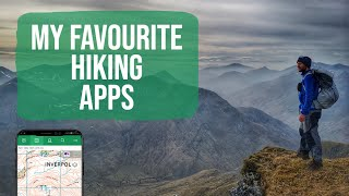 My 5 Favourite Apps for UK Hiking & Camping