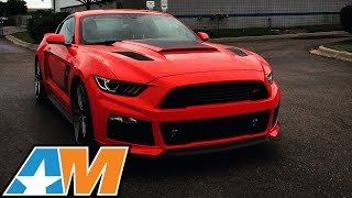Inside Look & Tour Roush Performance's Headquarters and The Making Of A Supercharger - Hot Lap