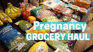 PREGNANCY DIET GROCERY HAUL! Kosher & Healthy $175 @ Trader Joes