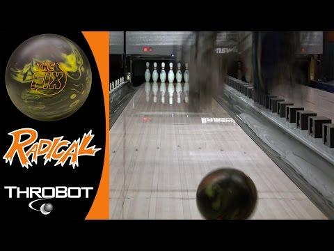 Radical Bowling - The Fix // Throbot Ball Review // URD 11-15-16