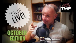The Missenden Flyer Live! - October 2018 Edition