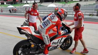 MotoGp Sepang test 2017 PURE SOUND
