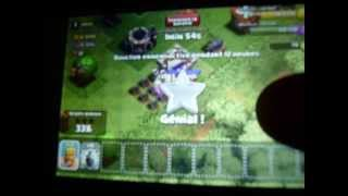 clash of clans strategie d'attaque pour les trophees