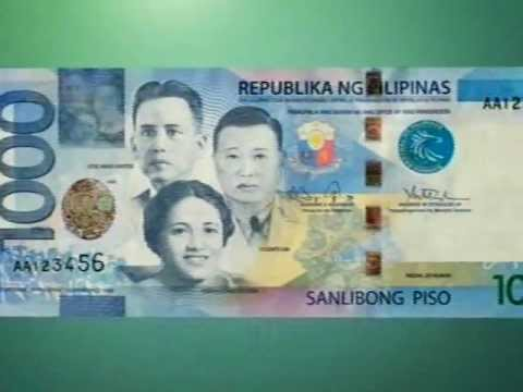 The New Generation Philippine Banknotes - 7 minute video