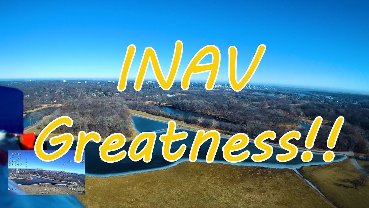 Wing for iNav - cheap and cheerful start | Page 4