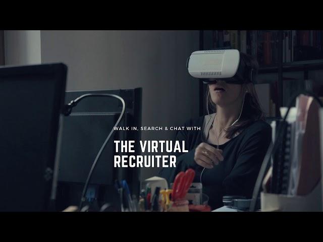 The virtual recruiter