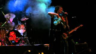 Hot Rocks Band at Park Theatre perform Heart of Stone 2014 02 08 MVI 7683