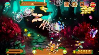 Tiny Friends Blitz Dragon Park игра на Андроид