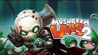 Грибной кооп с Хахеном // Mushroom Wars 2