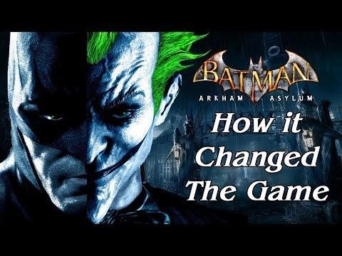 Arkham Asylum Retrospective: How It Changed The Game
