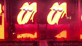 The Rolling Stones - No Filter Tour 2019: Opening J.J. Flash @ Levi's Stadium