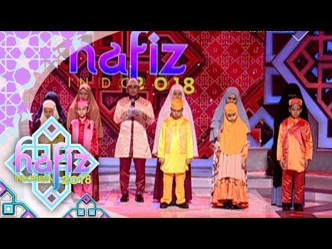 HAFIZ INDONESIA 2018 - Siapakah Yang Akan Pulang Pada Episode 10 Kali Ini [24 Mei 2018]