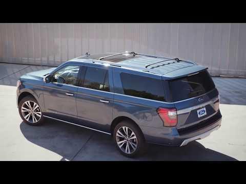 новый Ford Expedition Platinum 2020 год