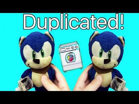 Sonic Plush Adventures Season 22 Ep208 - Duplicated