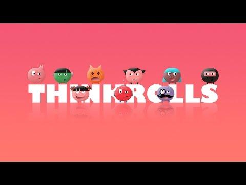 Thinkrolls - App Official Trailer By Avokiddo