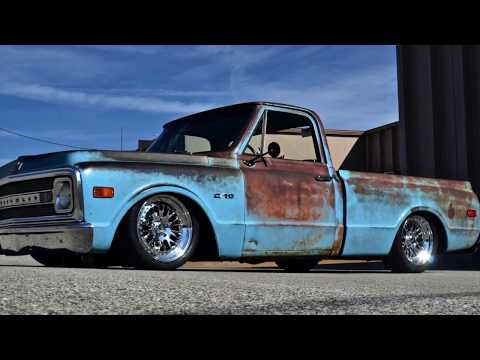 RCIL 1969 Chevy C10 Truck For Sale
