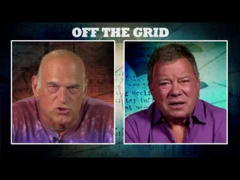 William Shatner Goes #OffTheGrid   Jesse Ventura Off The Grid - Ora TV