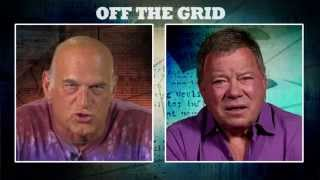 William Shatner Goes #OffTheGrid | Jesse Ventura Off The Grid - Ora TV