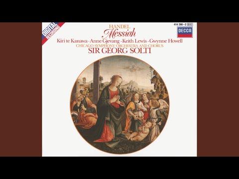Handel: Messiah, HWV 56 / Pt. 2 -