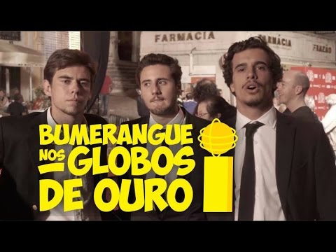 Bumerangue nos Globos de Ouro 2015