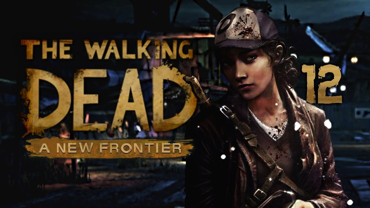 The Walking Dead Season 3 A New Frontier (Napisy PL) #12 – Episode 4 (Po Polsku / Zagrajmy w)