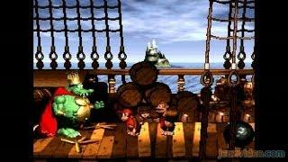 Speed Game - Donkey Kong Country - Fini en 8:13 !