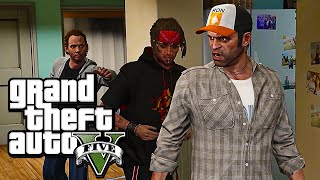 GTA 5 (PC) - Gameplay Walkthrough - Mission #21: Friends Reunited [Gold Medal]
