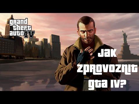   TUTORIAL   Jak Zprovoznit GTA IV  