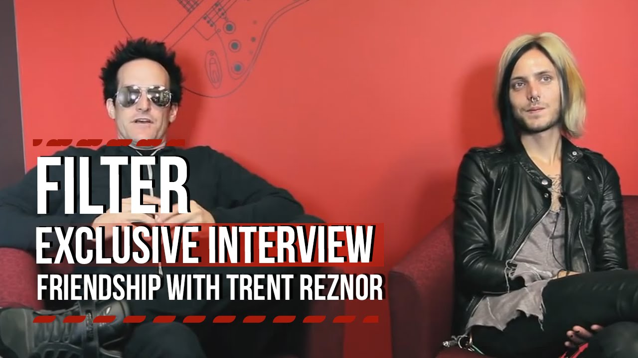 Loudwire: Filter\'s Richard Patrick on His Friendship With Trent ...
