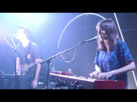 Oh Wonder - Livewire live @ Popscene, SF - January 15, 2016