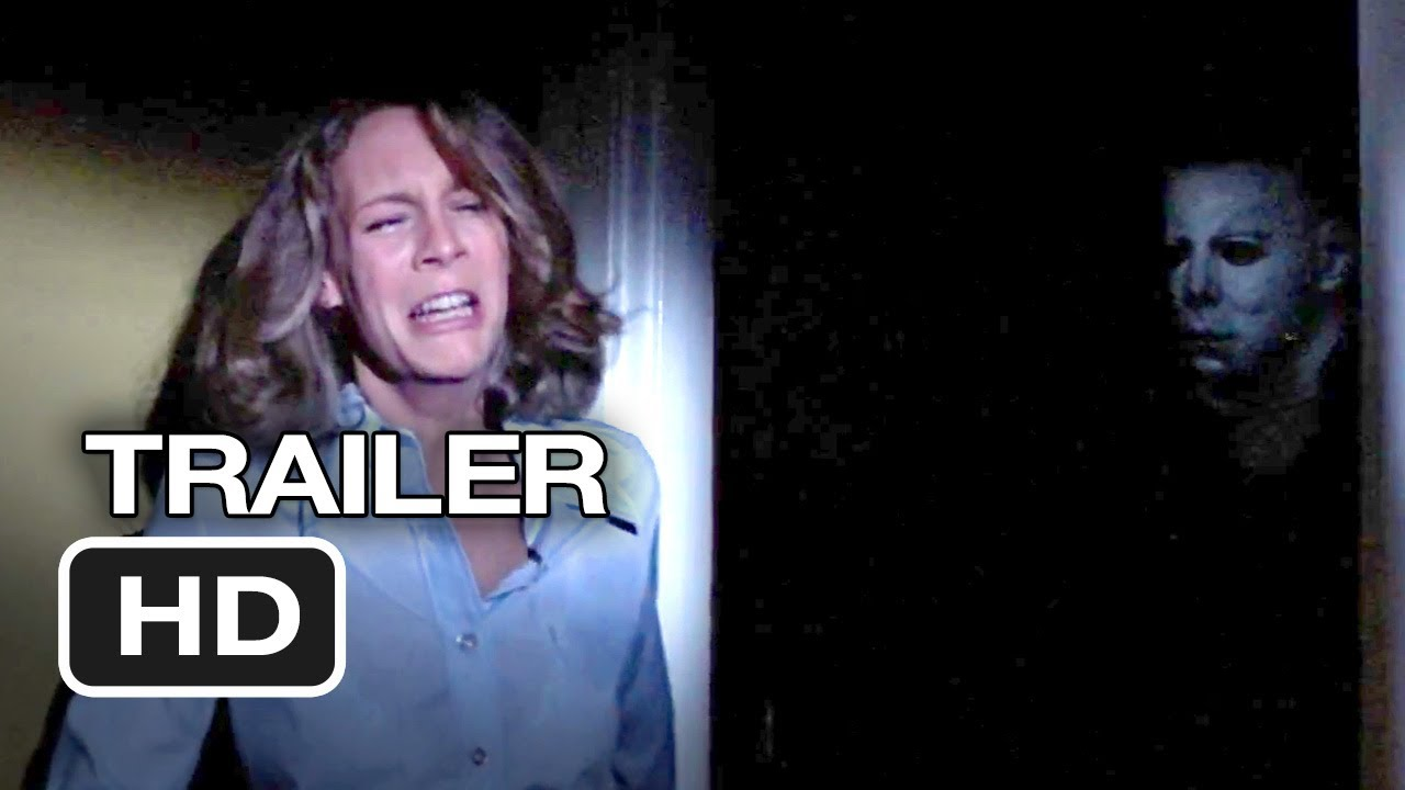 Halloween Re,release TRAILER (2012) , John Carpenter 1978 Horror Movie HD ,  YouTube