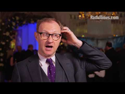 What's Going to Happen in Dracula? We Ask Mark Gatiss!