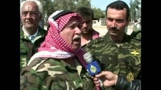 أرشيف غزو العراق - معسكرات للمتطوعين العرب للدفاع عن العراق