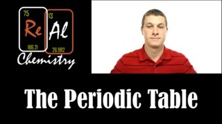 Reading the Periodic Table - Real Chemistry