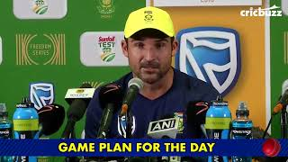 We are done complaining about the pitch - Dean Elgar