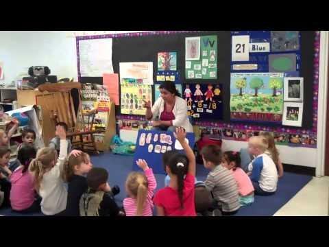 Viva Spanish! Preschool Class