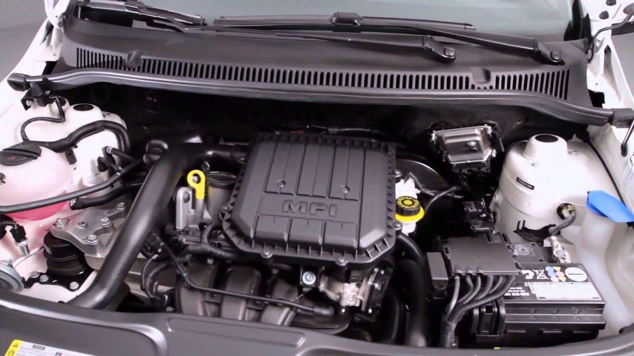 Volkswagen Fox Bluemotion 2014 Novo Motor 1 0 12v Flex
