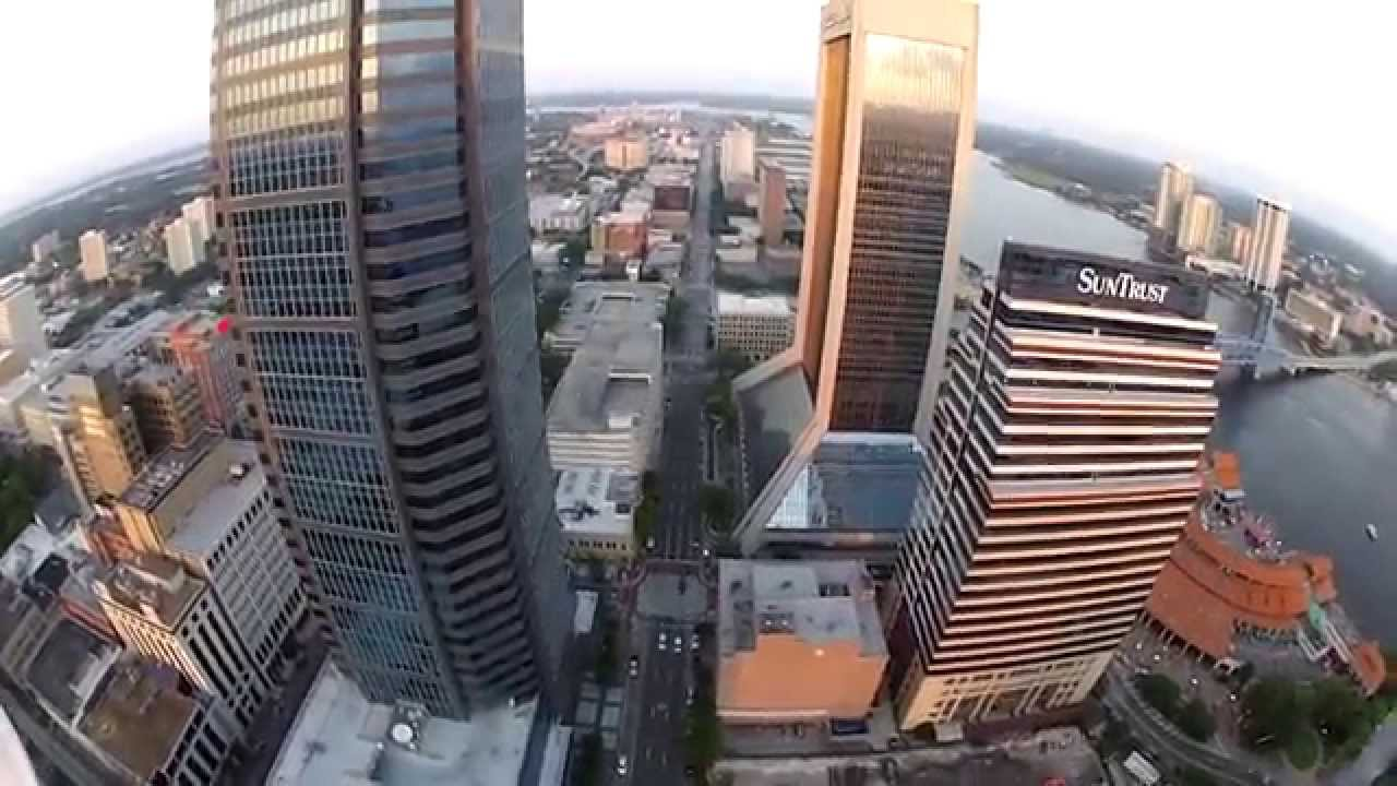 Bank of america building jacksonville youtube for American builders
