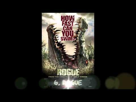 Top 13: Alligator/Crocodile Movies