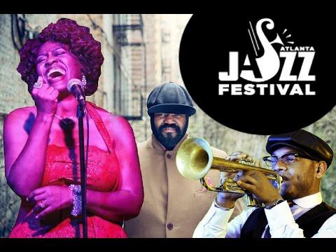 Atlanta Jazz Festival- Atlanta, Georgia