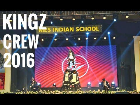 KINGZ CREW 2016 | MES INDIAN SCHOOL DOHA QATAR HD
