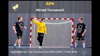 Highlights MSM ÅIFK-GrIFK, 17.2.2018