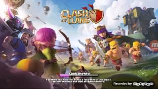 Caserma livello 8 in miglioramento. Clash of Clans
