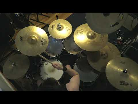 Every Time I Die - Roman Holiday (Drum Cover) mp3