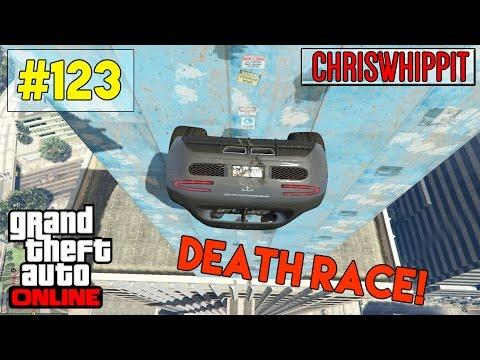 GTA 5 Online med Softis & figgehn | #123 | MOUNTAIN DEATH RACE