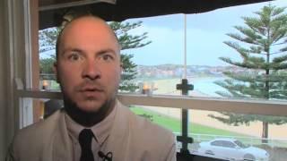 Nathan Paul Swimwear Owner/designer, Nathan Lodge Speaks With Sydney Morning Herald