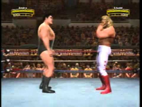 WWE Legends of Wreslemania: Wreslemania 1