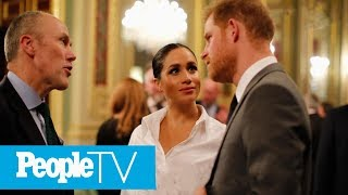 Meghan Markle Makes Secret Trip To New York City For Baby Shower With Friends | PeopleTV
