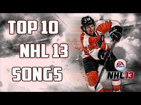 Top 10 NHL 13 Songs