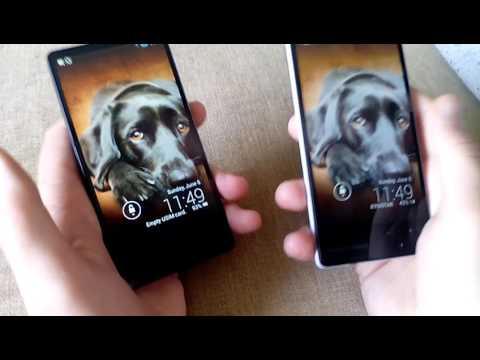 SHARP Softbank AQUOS PHONE Xx mini 303SH better than SONY Z3 compact review